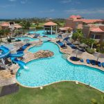 Droomvakantie aan de Arubaanse kust vanuit geweldig resort