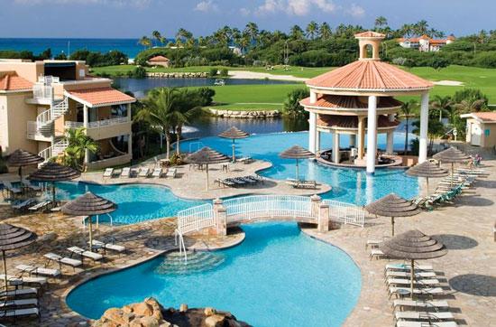 Vakantie Aruba met zwembad