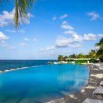Prachtig hotel aan de kust van Curaçao met droomzwembad