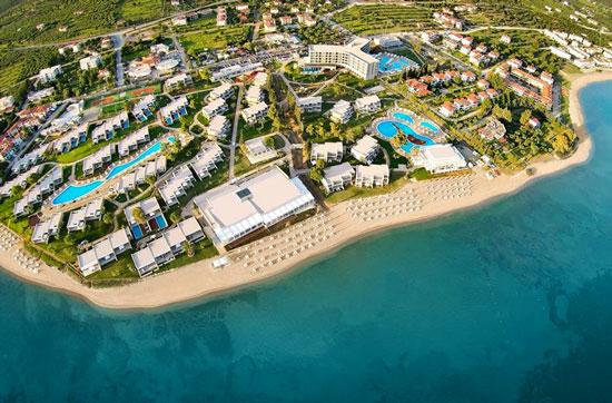 Het beste all-inclusive resort ter wereld gelegen in Griekenland