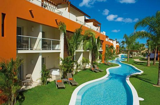 Levendige vakantie Dominicaanse Republiek met grote zwembaden