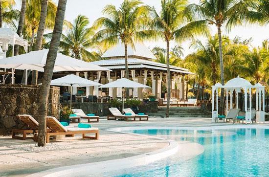Hotel Mauritius met droomzwembad