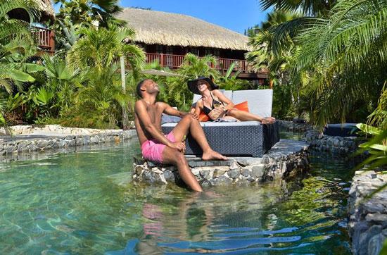 Luxe resort Curaçao met zwembad