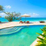 Beleef je vakantie met zwembad op een eiland aan de kust van Kenia