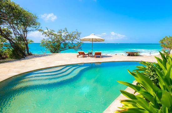 Luxe vakantie Kenia met zwembad