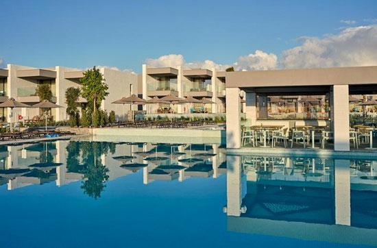 Luxe vakantie Rhodos met zwembad