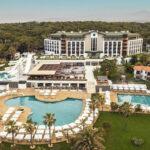Ontspannen vakantie vanuit hotel in Side met zwemparadijs