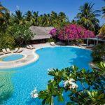 Laat je betoveren in dit prachtige resort op de Malediven met zwembad