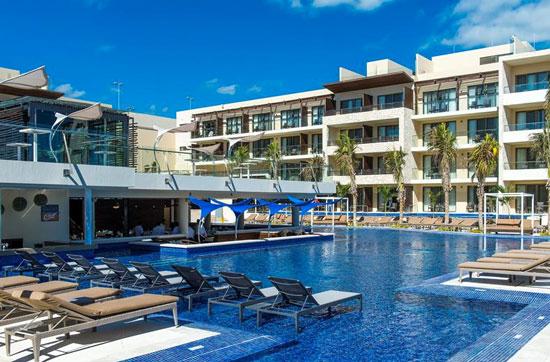 Resort Mexico met zwembad