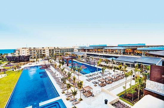Een heerlijke vakantiebestemming in Mexico 11 zwembaden