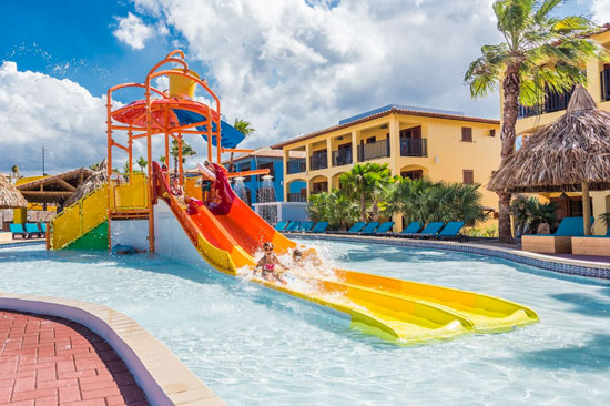Zwemplezier tijdens je verblijf bij dit leuke hotel