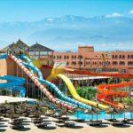 Hotel met mega waterparadijs in Marrakech