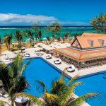 Heerlijk all-inclusive hotel op Mauritius met mooie zwembaden