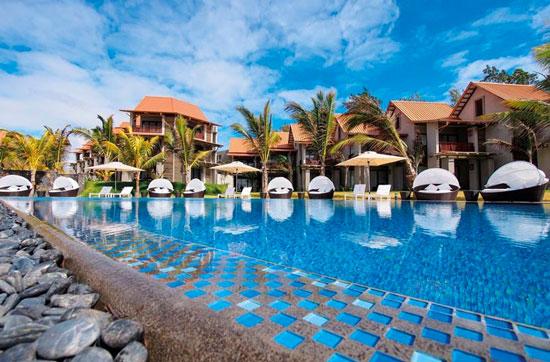 Vakantie Mauritius met zwembad
