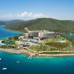 Fantastisch zwemparadijs op eiland in Turkije