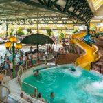 Vakantiepark met zwemparadijs op ideale locatie in België