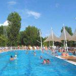 Prachtige camping aan het Balatonmeer met zwembad