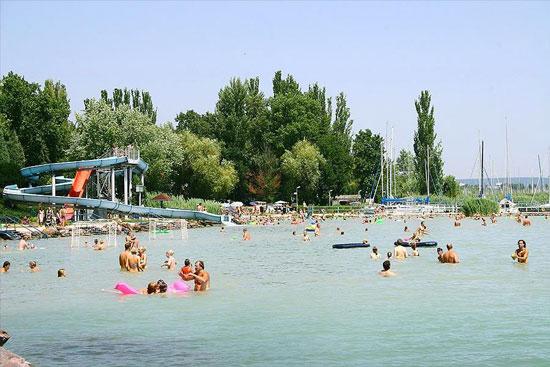Camping Hongarije met zwembad