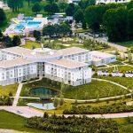 Goed gelegen hotel met leuk zwembad in Duitsland