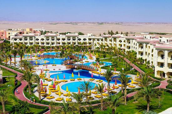 Vakantie in Hurghada met aquapark