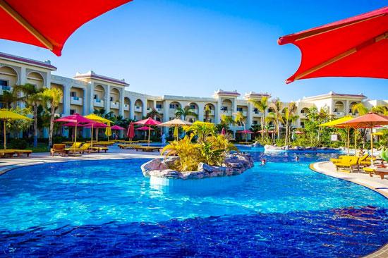 Hotel Hurghada met aquapark