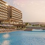 Fijn hotel op Rhodos met groot zwembad
