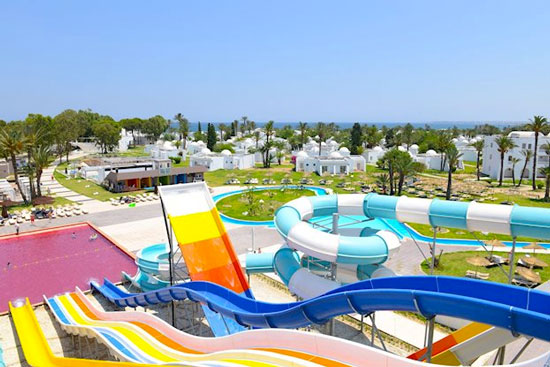 Hotel ONE Resort Aquapark & Spa
