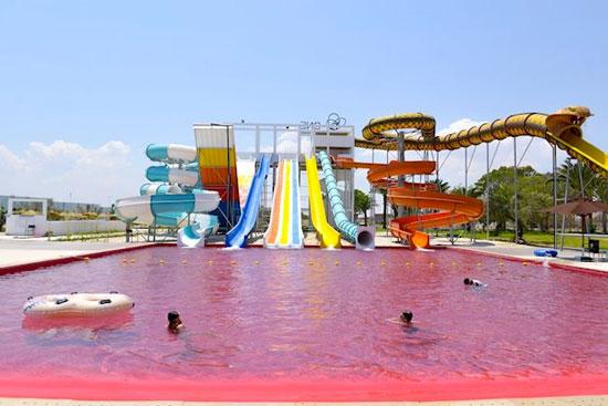 Vakantie Tunesië met groot zwembad