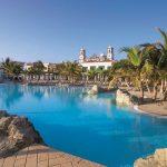 Luxe resort met groot zwembad op Gran Canaria