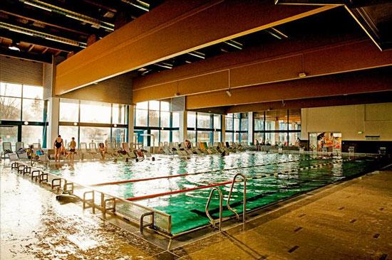 Hotel met groot zwembad Oostenrijk