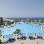 5-sterren resort met enorme zwembaden in Egypte