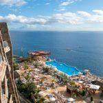 Fijn hotel met prachtige infinity pool op Gran Canaria