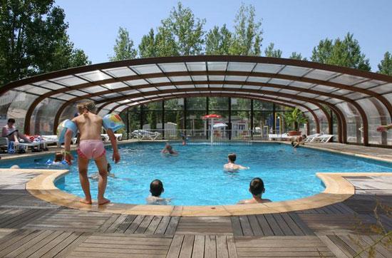 Kindvriendelijke camping Languedoc Roussillon met zwembad