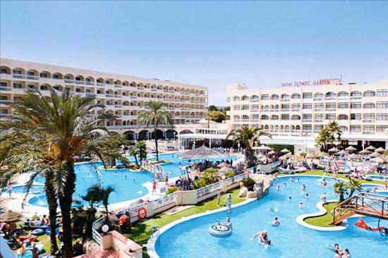 Luxe hotel Spanje met groot zwembad