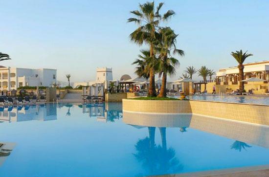 Luxe vakantie Marokko met zwembad