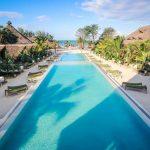 Droomvakantie aan de zonnige kust van Zanzibar vanuit top resort