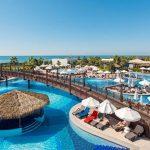 Onvergetelijke vakantie bij resort met glijbanen in Belek