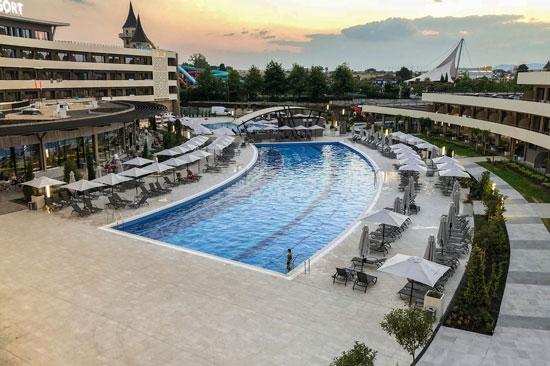 Resort Bulgarije met groot zwembad