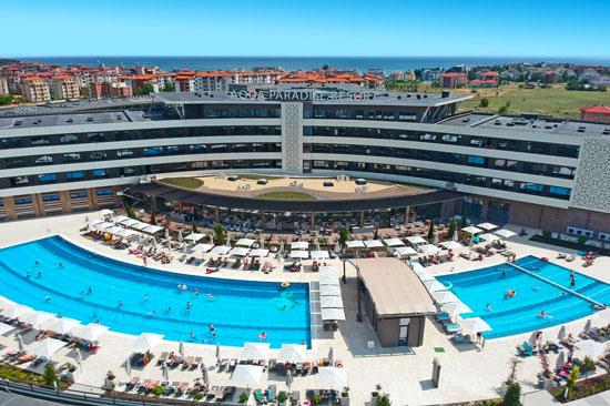 Vakantie Bulgarije met zwemparadijs