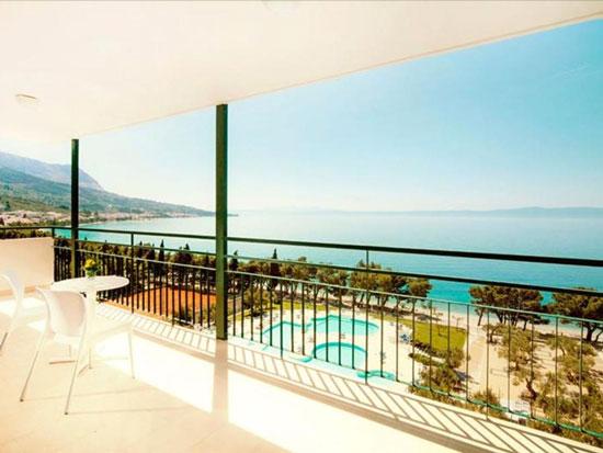 Hotel Dalmatië met mooi zwembad