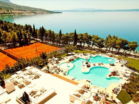 Vakantie Dalmatië met zwembad