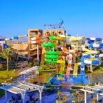 Familievakantie bij Egyptisch resort met waterpark