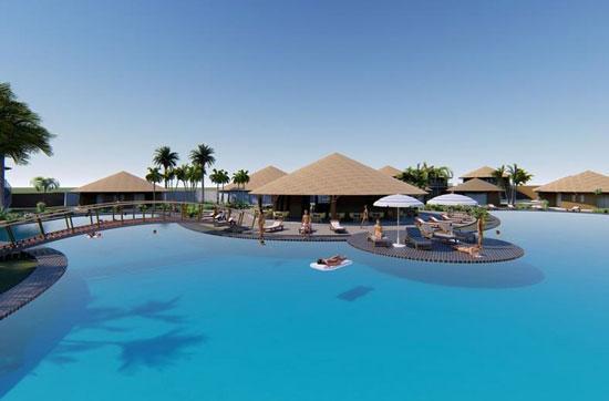 Hotel Gambia met zwemparadijs