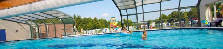 Vakantie Overijssel met zwembad