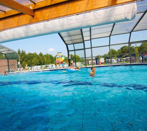 Vakantiepark Overijssel met zwembad