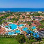 Gaaf resort aan de Turkse kust met vele zwembaden