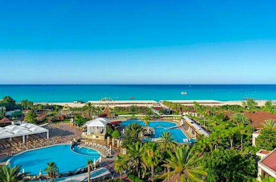 Resort Side met waterpark