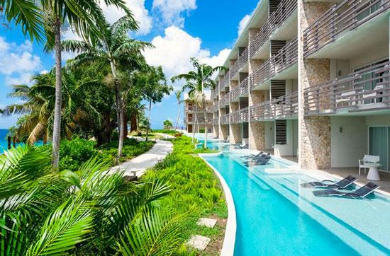 Droomvakantie op Sint Maarten vanuit fijn resort met zwembad