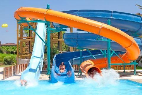 Vakantie met groot zwembad Tunesië