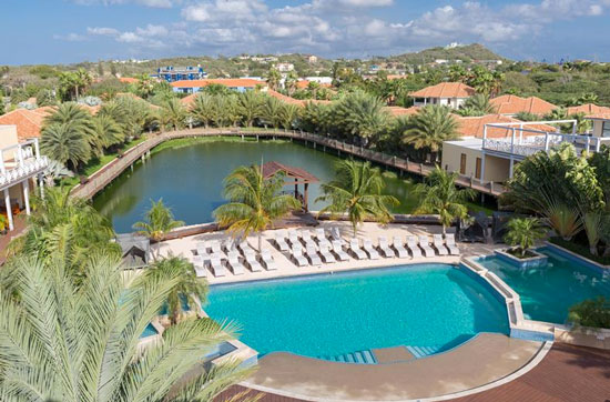 Hotel Curaçao met zwembad